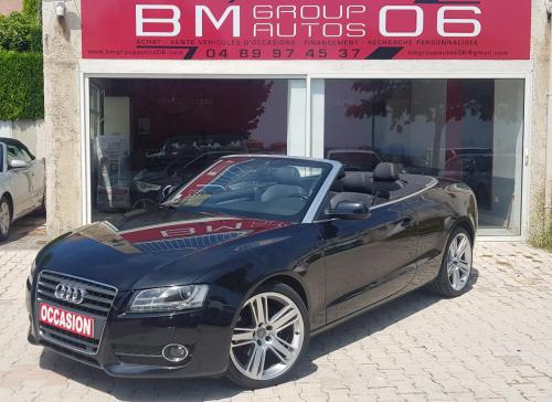 Audi A5 CABRIOLET 2.0 TFSI 180 AMBITION LUXE BVA 8