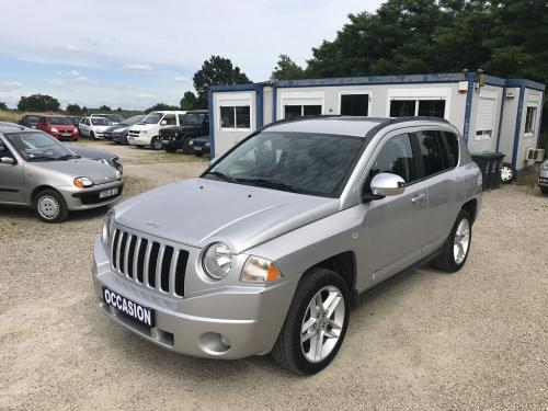 Jeep COMPASS 2.2 CRD 163 OVERLAND 4WD