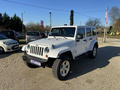Jeep Wrangler 2.8 CRD 200 Unlimited Sahara