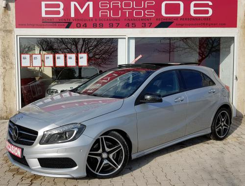 Mercedes CLASSE A 250 BLUEEFFICIENCY Fascination 7-G DCT A