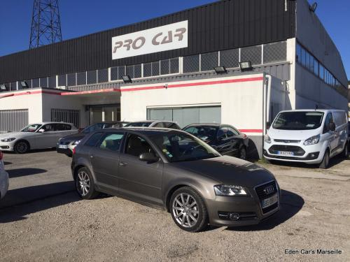 Audi A3 Sportback 2.0 TDI 140 DPF Ambition Luxe S tronic