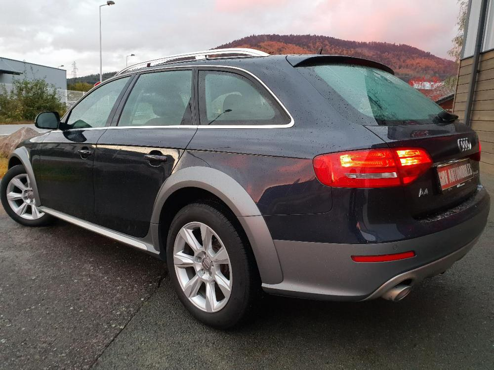 Voiture Diesel, Audi A4 ALLROAD QUATTRO BUSINESS d'occasion ...