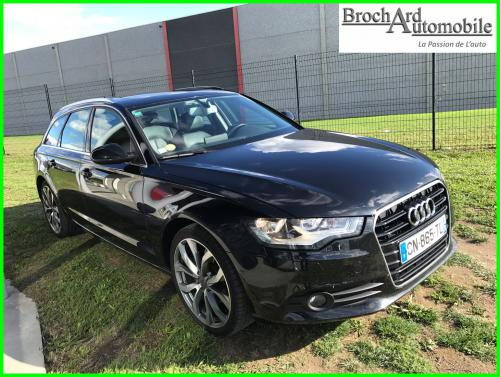 Audi A6 2.0 TDI 177 AMBITION LUXE