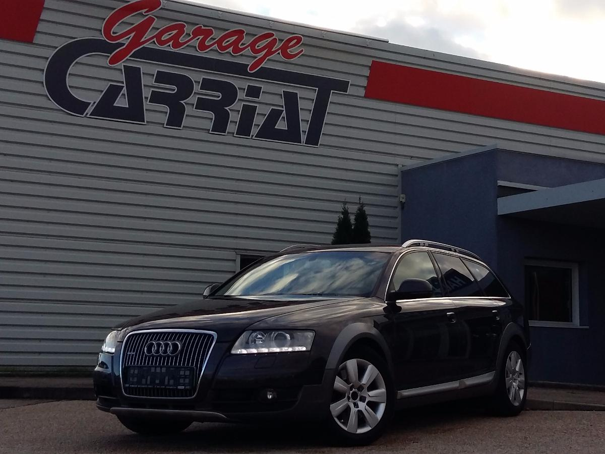 voiture audi a6 tdi 240 ambi luxe quattro stronic occasion diesel 2011 98310 km 23990. Black Bedroom Furniture Sets. Home Design Ideas