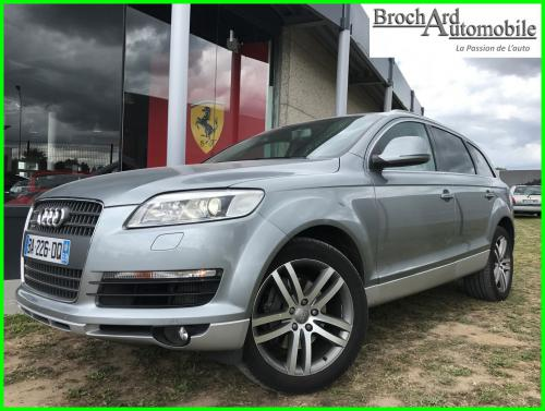 Audi Q7 AMBITION LUXE V6 3.0 TDI 7 PLACES