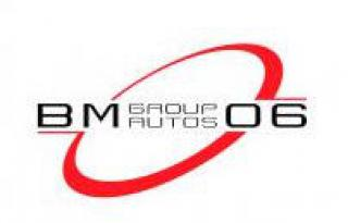 Logo de BM GROUP AUTOS 06