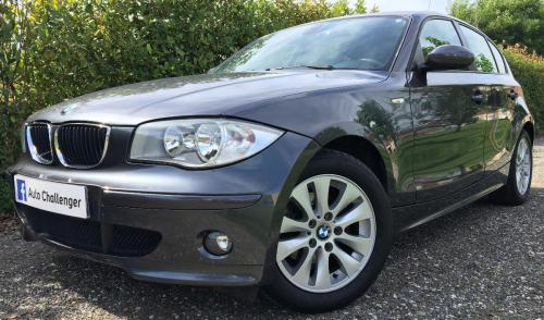 BMW SERIE 1 118i 129 ch Luxe BVM6