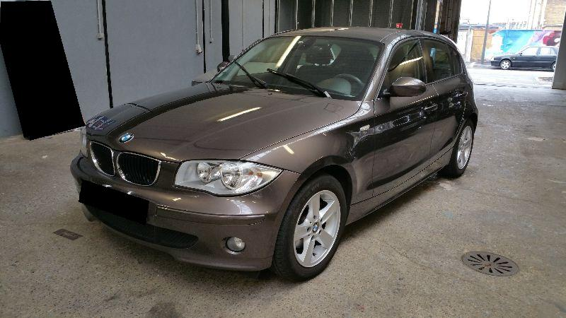 voiture bmw s rie 1 bmw s rie 1 120i confort 5p occasion essence 2005 96770 km 8990. Black Bedroom Furniture Sets. Home Design Ideas