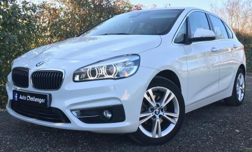 BMW SÉRIE 2 ACTIVE TOURER 218d Luxury BVA8