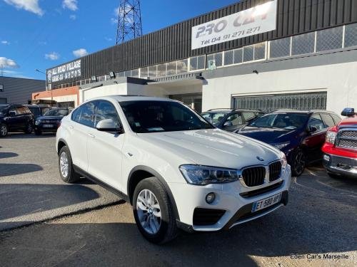 BMW X4 F26 XDRIVE20D 190CH LOUNGE PLUS