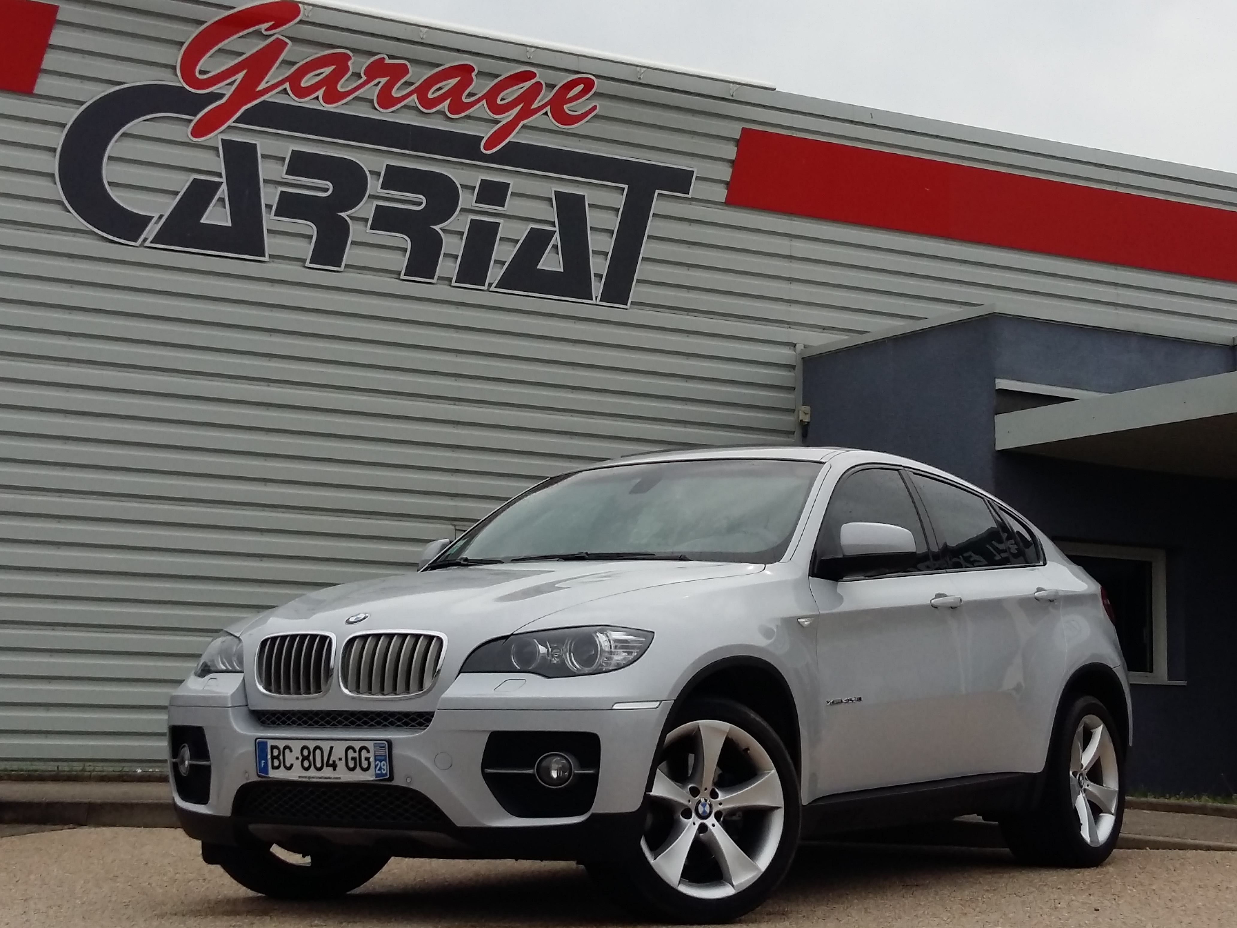 voiture bmw x6 x6 306 m sport bva8 occasion diesel 2010 134990 km 37990 bourg. Black Bedroom Furniture Sets. Home Design Ideas