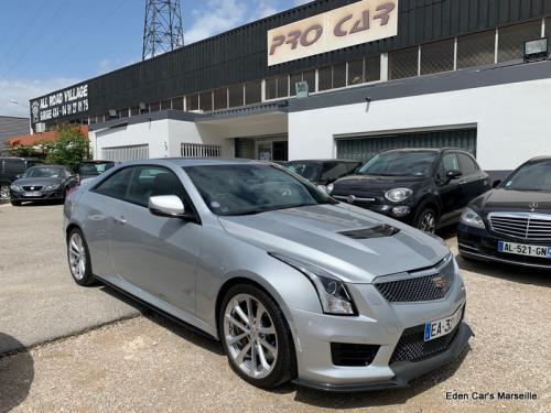 CADILLAC ATS COUPE ATS-V  3.6 V6 BITURBO 470 CV PERFORMANCE AT8