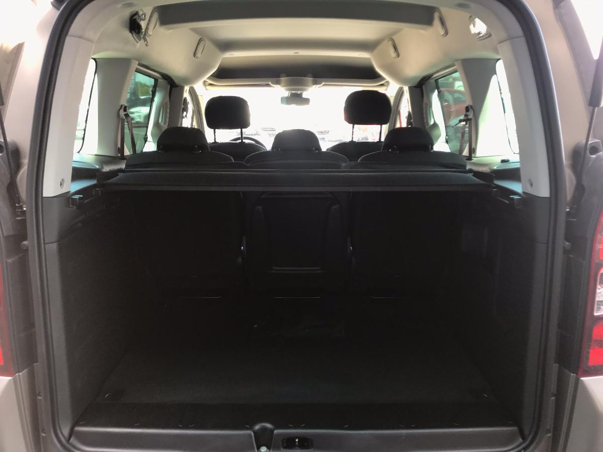 Citroën Berlingo Multispace BLUEHDI 120 S&S BVM6 Shine 2016