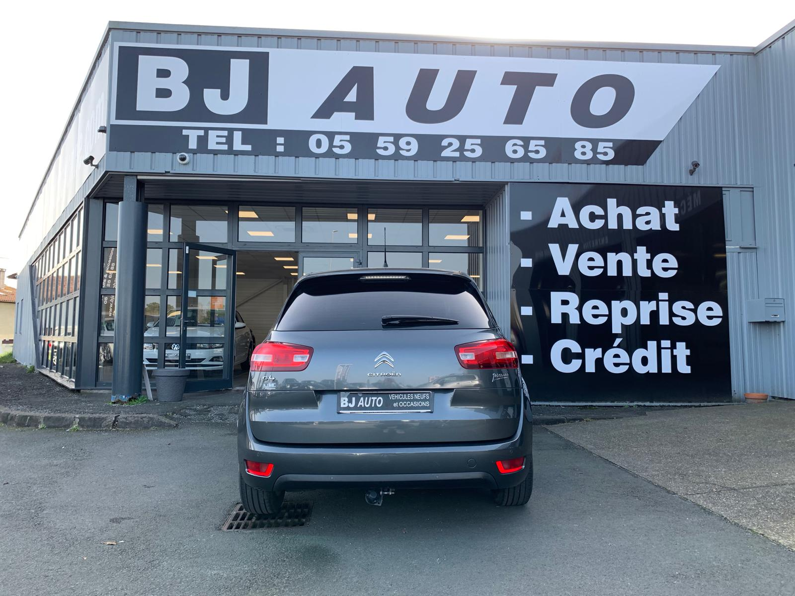 Citroën C4 PICASSO BUSINESS  E-HDI 115  2013