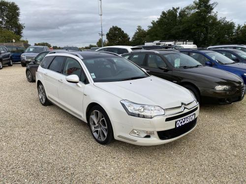 Citroën C5 Tourer HDI 160 Exclusive A
