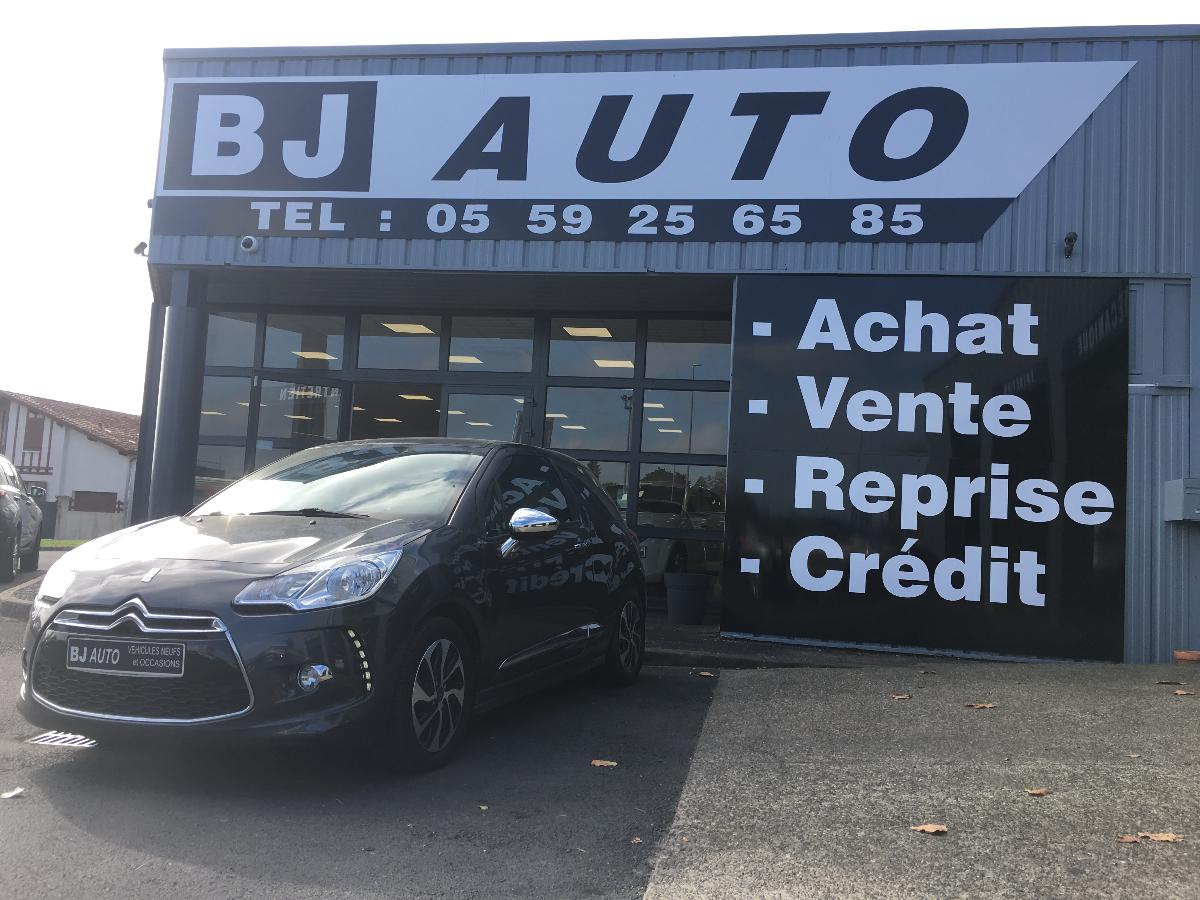 Citroën DS3 1,6 E-HDI 90 Executive 2015