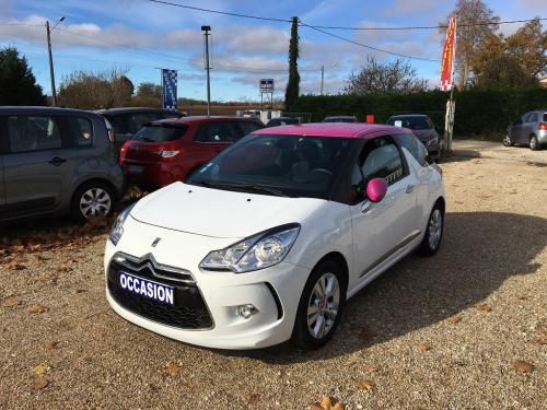 Citroën DS3 HDI 90 AIRDREAM SO CHIC