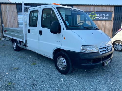 Citroën JUMPER CHASSIS CAB 2.2 HDI CONFORT