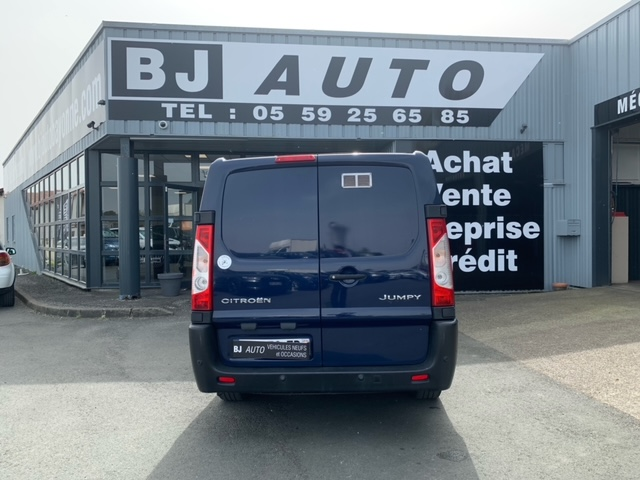 Citroën JUMPY FOURGON JUMPY FGN TOLE 1200 L1H1 2.0 HDI - 160 FAP CLUB 2011