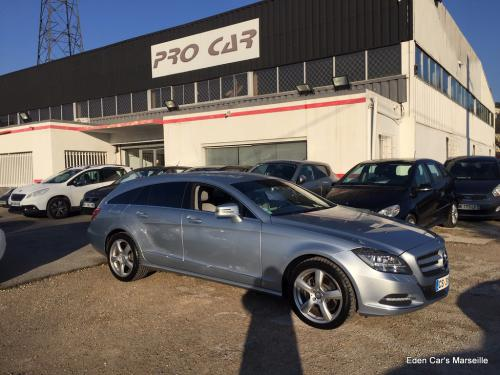 Mercedes Classe CLS Shooting Brake 350 CDI BLUEEFFICIENCY 4-Matic Edition 1 A
