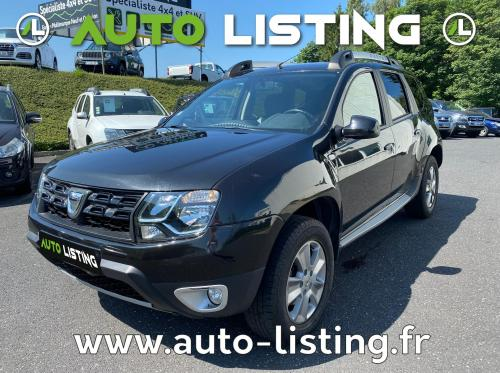 DACIA DUSTER DCI 110 4X4 Black Touch