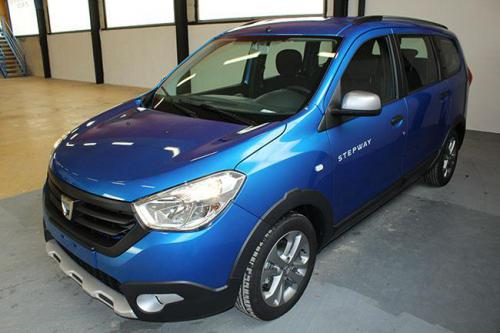 DACIA Lodgy 7 Places STEPWAY DCI 110