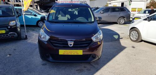 DACIA LODGY SCE 100 5 PLACES Silver Line