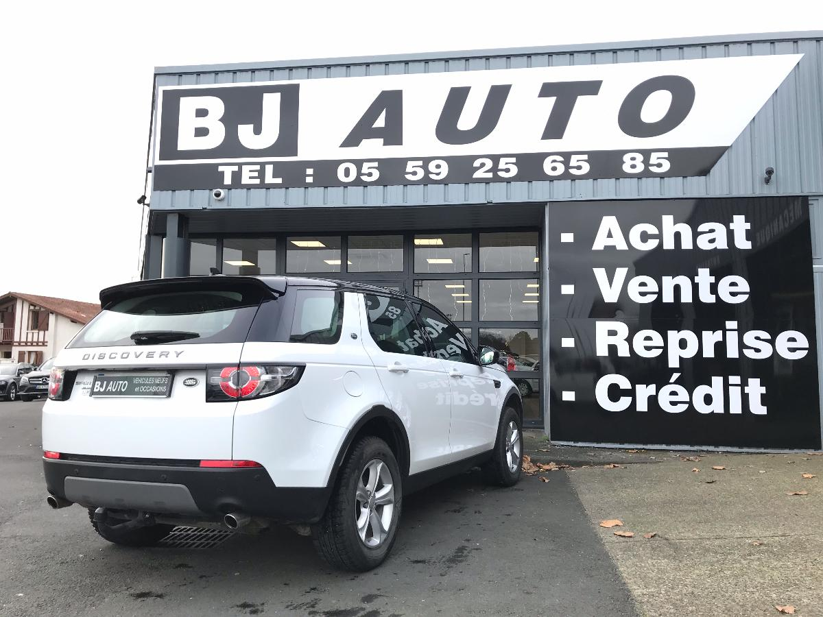 Land Rover DISCOVERY SPORT HSE TD4 150CH HSE 2016