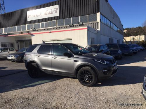 Land Rover Discovery Sport SD4 HSE Luxury A