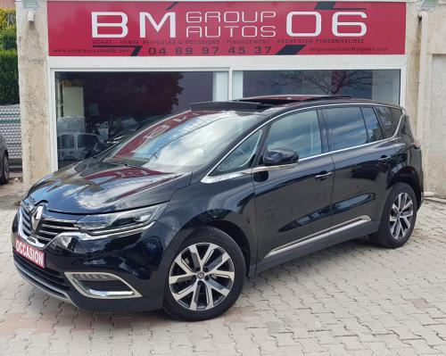 Renault ESPACE V ESPACE DCI 160 ENERGY TWIN TURBO INITIALE  EDC