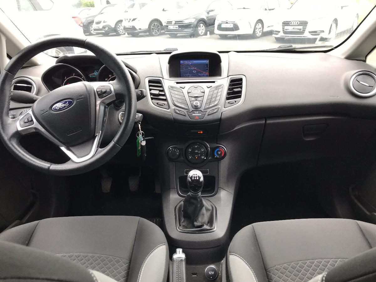 Ford fiesta 1.5 TDCI 75 S&S Edition 2017