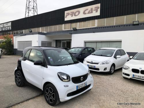 smart FORTWO COUPE FORTWO COUPé 1.0 71 CH S&S BA6 Passion