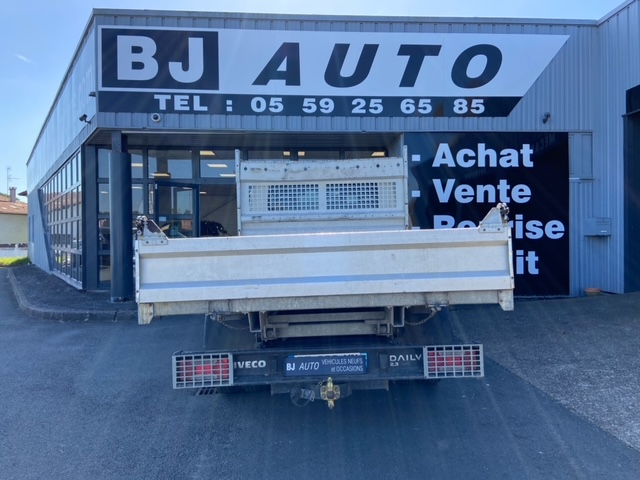 Iveco DAILY 2,3 CHASSIS CAB 35S18W EMP 3050  2008