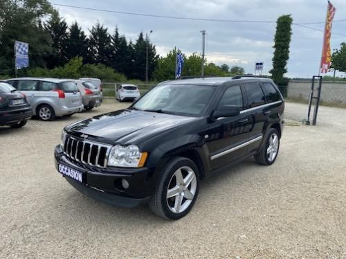 Jeep GRAND CHEROKEE 3.0L CRD Limited A