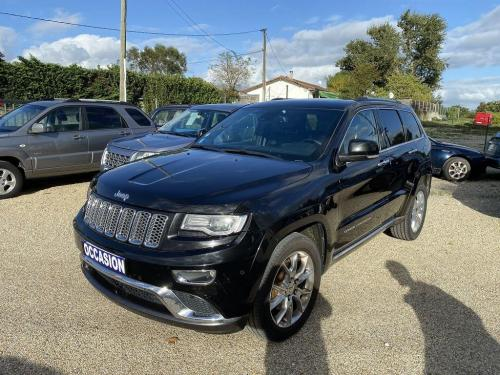 Jeep GRAND CHEROKEE V6 3.0 CRD 250 Summit A