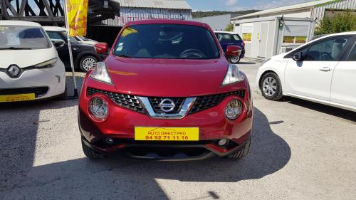 Nissan Juke 1.5 DCI 110 FAP START/STOP SYSTEM Connect Edition