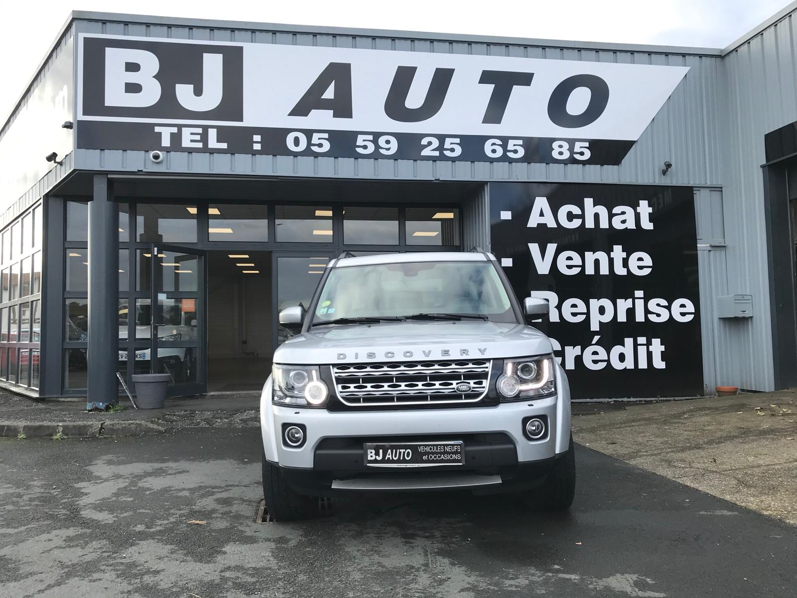 Land Rover DISCOVERY SDV6 3.0L 255cv HSE 7PL 2014
