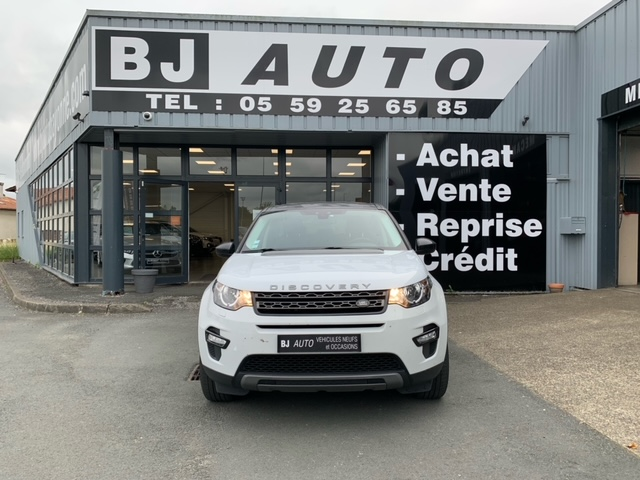 Land Rover Discovery Sport MARK II TD4 150CH SE 2017