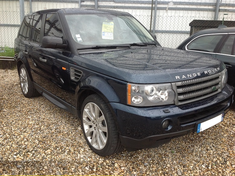 voiture land rover range rover sport tdv6 2 7 hse 190 105130km occasion diesel 2007 100000. Black Bedroom Furniture Sets. Home Design Ideas