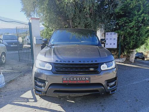 Land Rover RANGE ROVER SPORT II SUPERCHARGED V8 5.0L AUTOBIOGRAPHY DYNAMIC