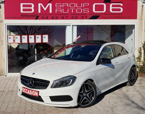 Mercedes CLASSE A 200 FASCINATION 7-G DCT AMG