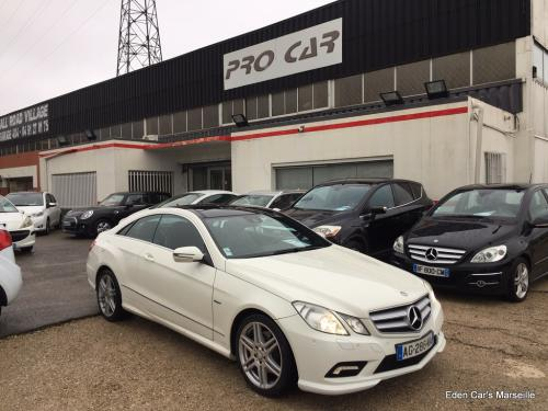 Mercedes Classe E Coupe 350 CDI BLUEEFFICIENCY Avantgarde Executive A