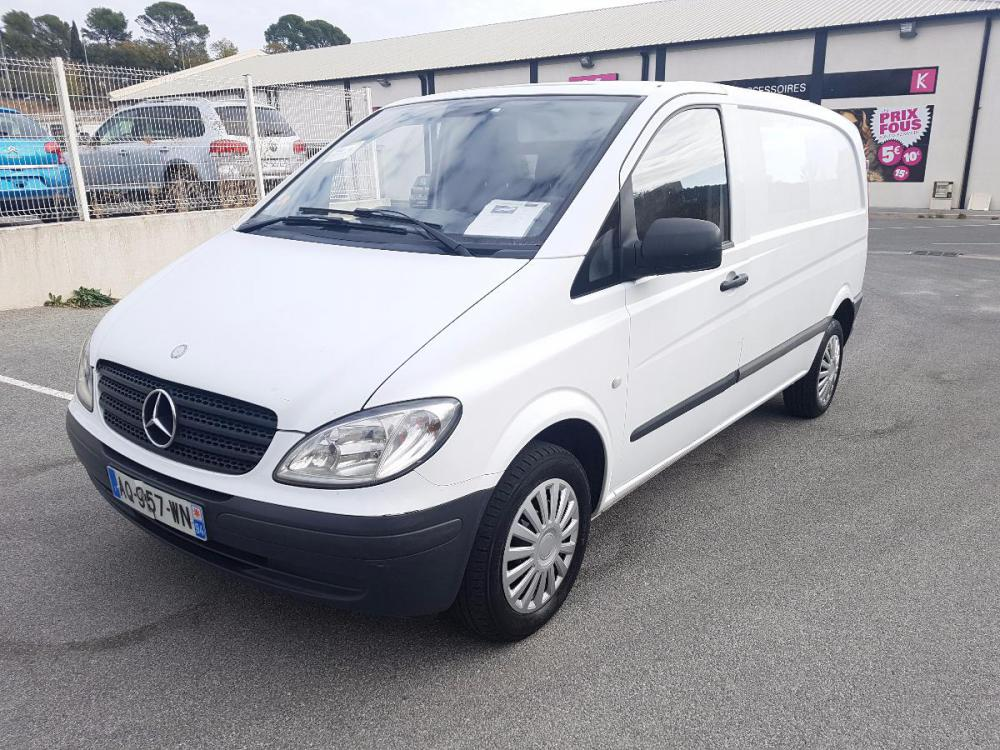 voiture diesel mercedes vito d 39 occasion draguignan moins de 139000 km euros. Black Bedroom Furniture Sets. Home Design Ideas