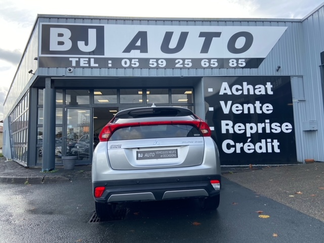 Mitsubishi ECLIPSE CROSS 1.5 MIVEC 163 CVT 4WD Instyle 2017