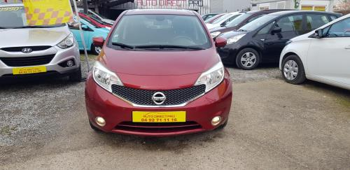 Nissan NOTE 1.5 DCI - 90 Connect Family 360