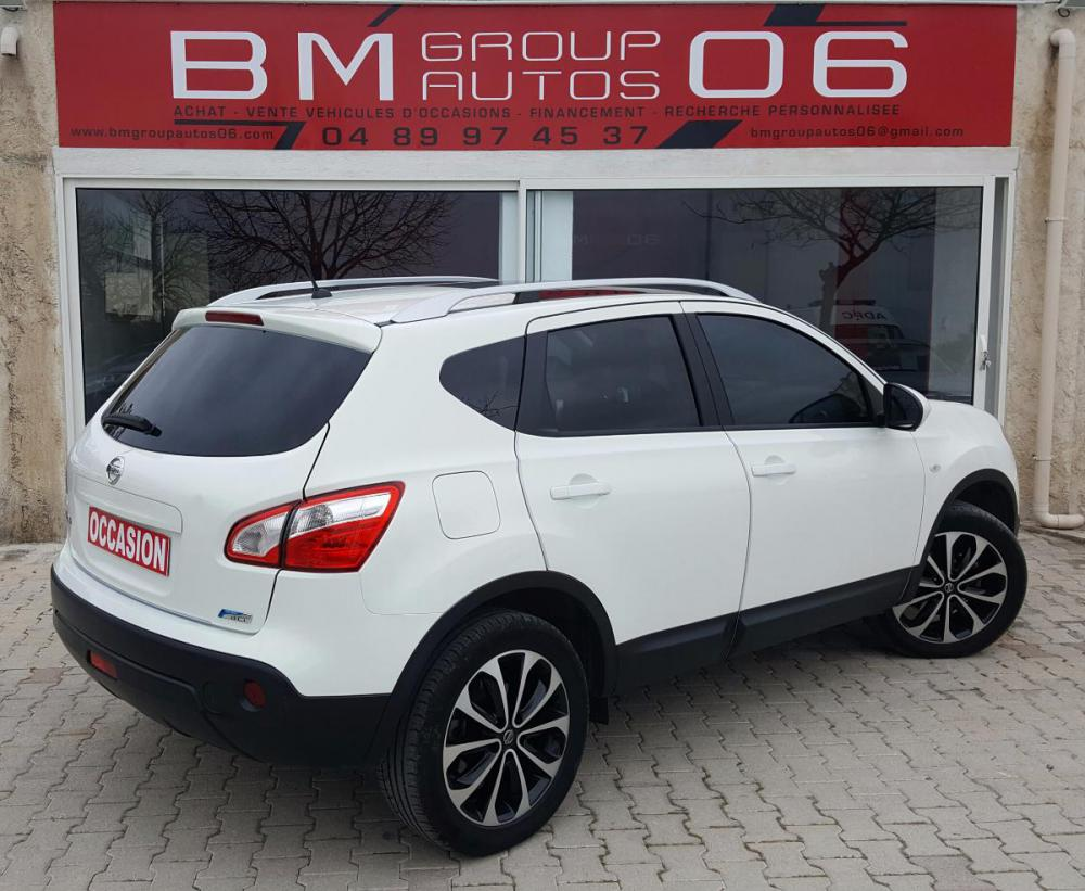 voiture diesel nissan qashqai d 39 occasion nice moins de 89000 km 12532 euros. Black Bedroom Furniture Sets. Home Design Ideas