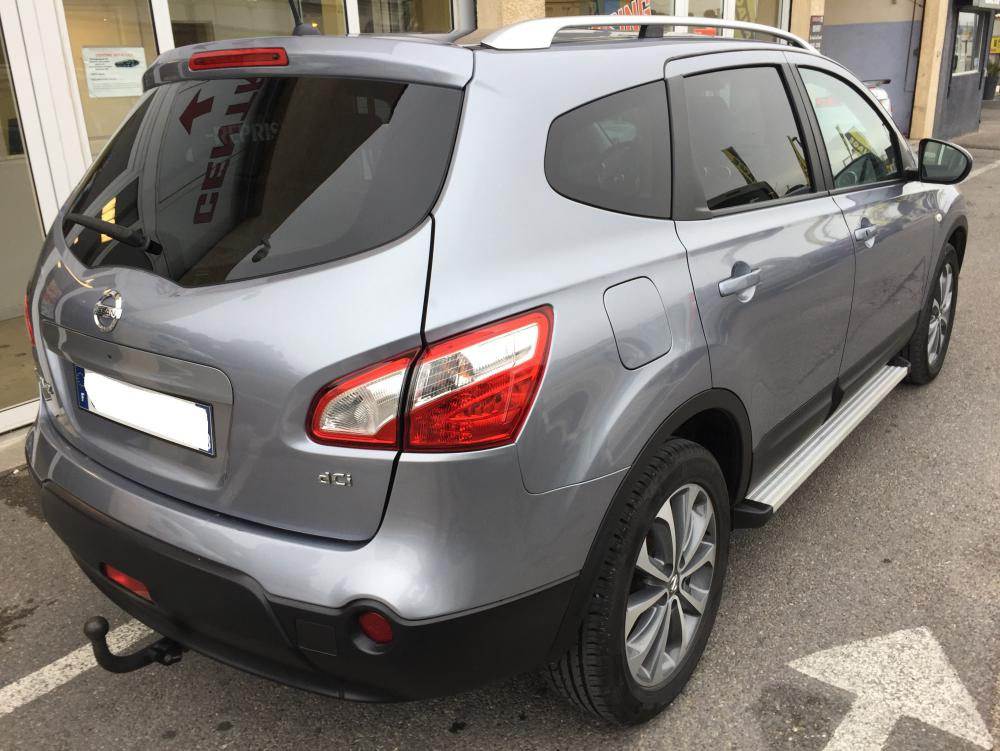 voiture diesel nissan qashqai d 39 occasion vitrolles moins de 99000 km 16200 euros. Black Bedroom Furniture Sets. Home Design Ideas