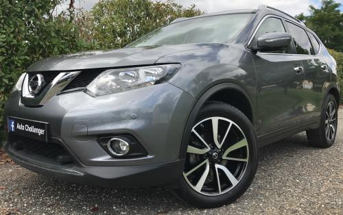 Nissan X-TRAIL DCI 130 ALL MODE 4X4-I CONNECT EDIT