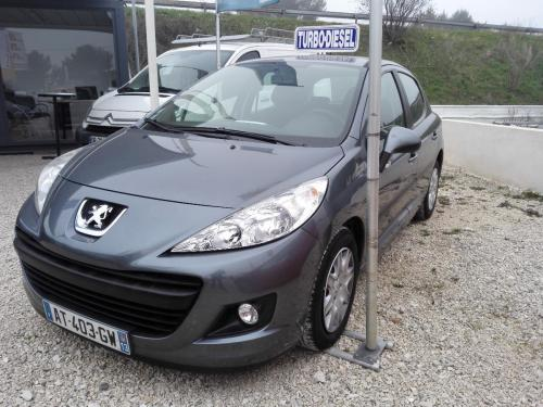 voiture diesel peugeot 207 d 39 occasion bouc bel air moins de 103000 km 6900 euros. Black Bedroom Furniture Sets. Home Design Ideas