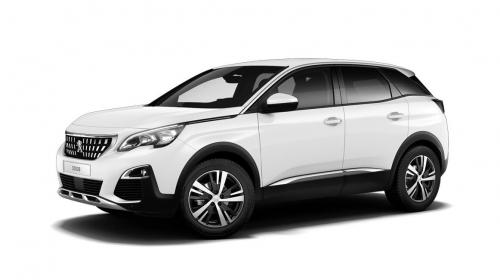 Peugeot 3008 SUV 2.0 HDI 150 GT LINE